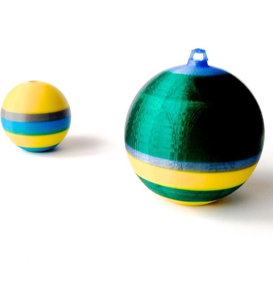 IMG_8752_display_large.jpg Télécharger fichier STL gratuit Bombe de Noël • Design pour imprimante 3D, Slagerqod
