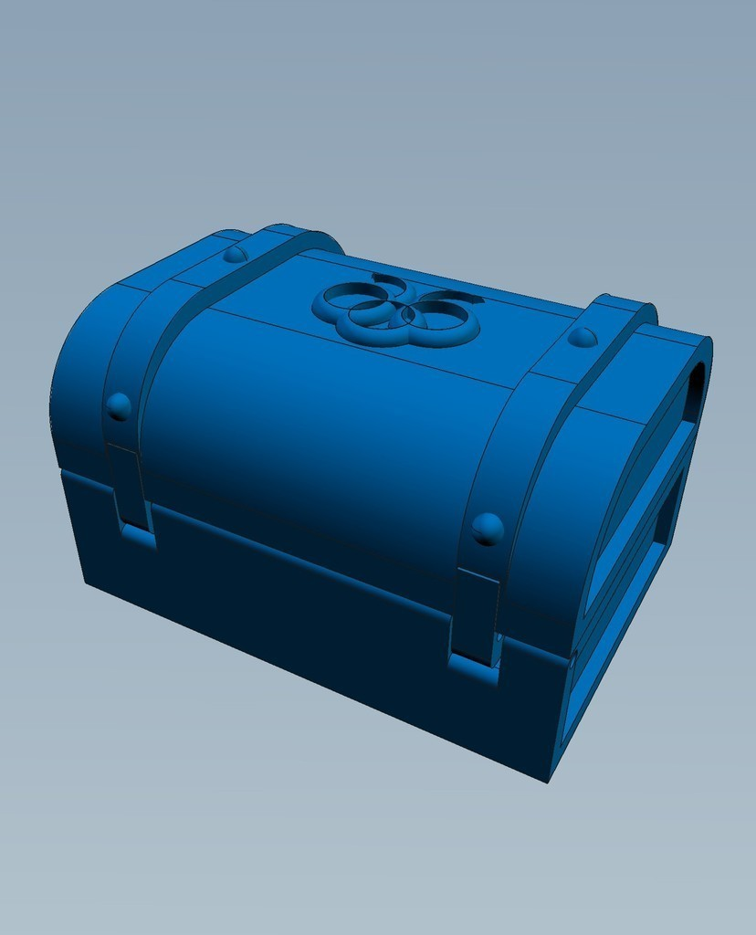 1_display_large.jpg Download free STL file Pirates Chest • 3D printable model, Slagerqod