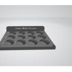 Download STL file modular storage for tamiya, gunze, MR hobby, ect • 3D printer model, alpinemike