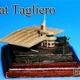 Free STL Fiat Tagliero -Eritrea-, tokyovirtualworld