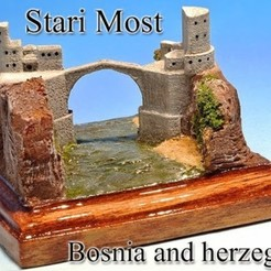Free STL files Starriost in Bosnia and herzegovina, tokyovirtualworld