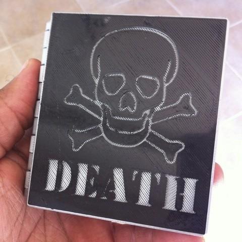Free STL files Smoke Box Of Death, Lurgnarb