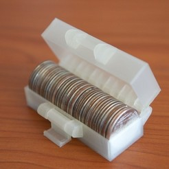 Free 3D printer model 10 Dollars Worth Of Quarters, Lurgnarb