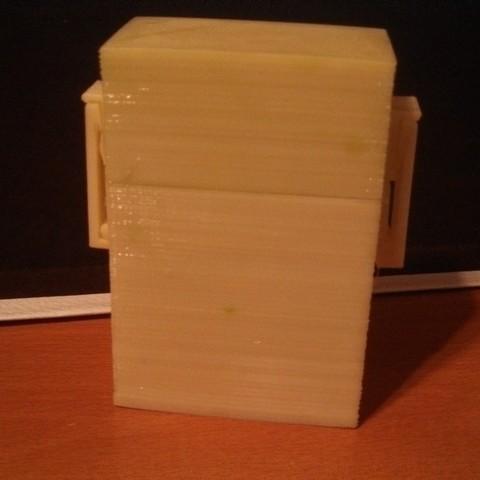 IMG_20130404_214144_852_display_large.jpg Télécharger fichier STL gratuit Boîte avec système de verrouillage *NOUVEAU • Modèle pour imprimante 3D, Khuxtan