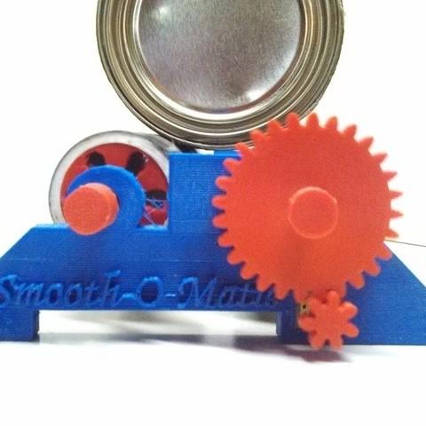 IMG_20130408_243027_781_display_large.jpg Télécharger fichier STL gratuit Polisseuse de pièces Smooth-O-Matic et gobelet à roches • Design à imprimer en 3D, Khuxtan