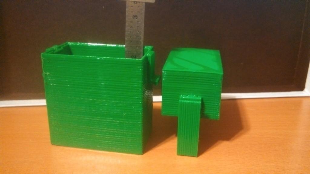 IMG_20130403_210329_622_display_large.jpg Télécharger fichier STL gratuit Boîte avec système de verrouillage *NOUVEAU • Modèle pour imprimante 3D, Khuxtan