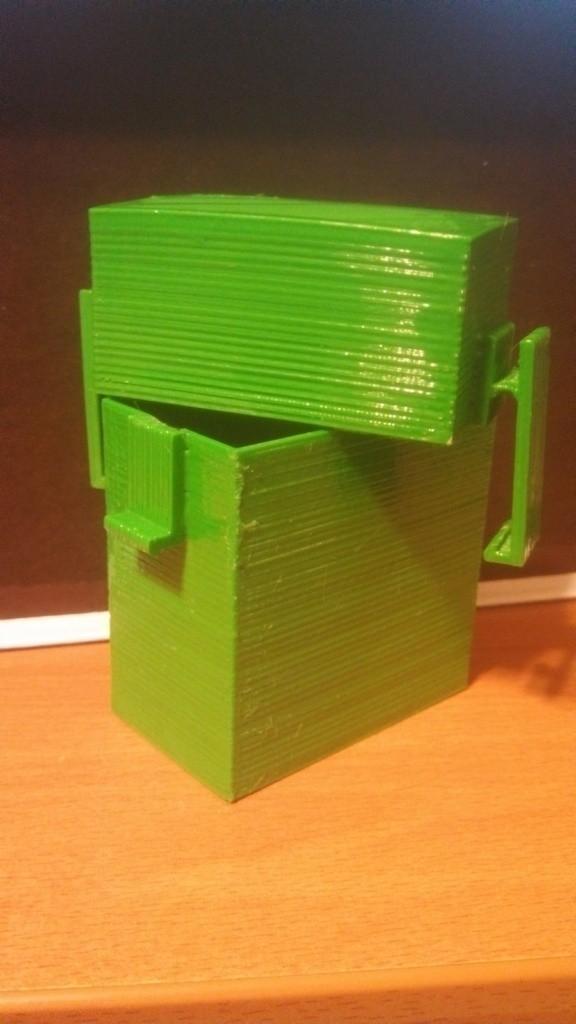 IMG_20130403_210024_684_display_large.jpg Télécharger fichier STL gratuit Boîte avec système de verrouillage *NOUVEAU • Modèle pour imprimante 3D, Khuxtan