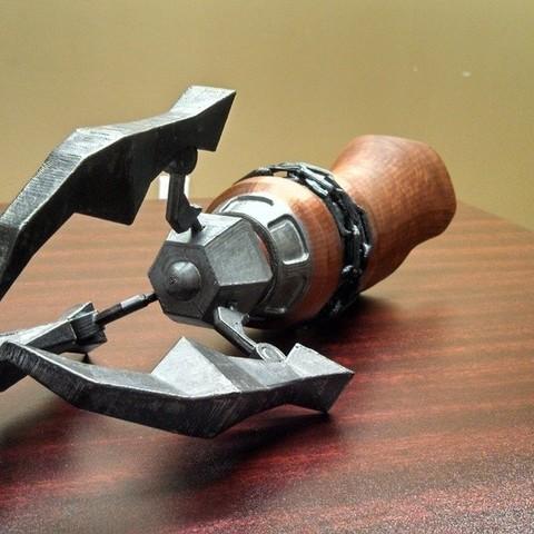 Télécharger modèle 3D gratuit Des photos de griffes : La légende de Zelda, Laevalia