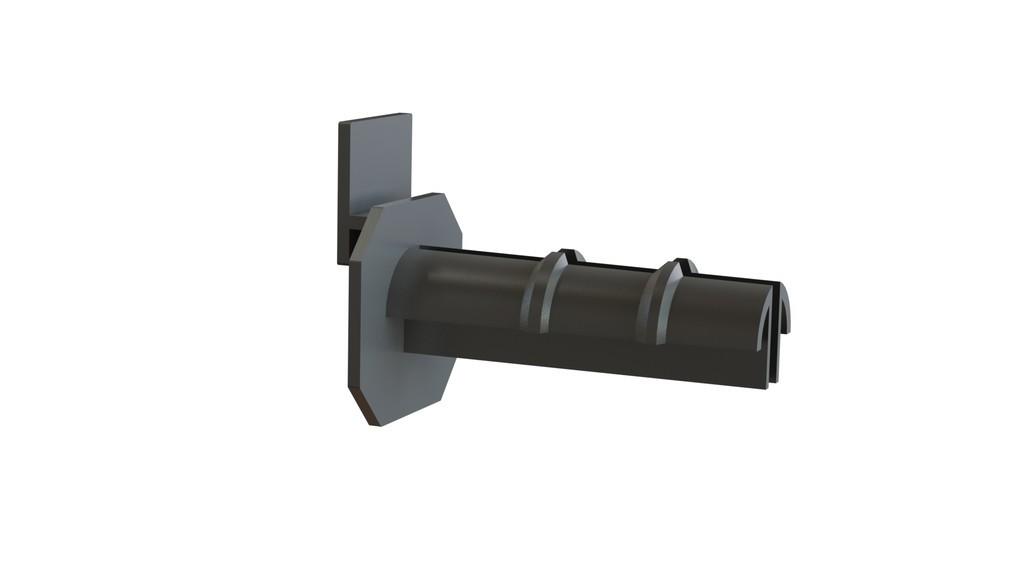 SpoolHolder_display_large.jpg Download free STL file Spool Holder for Replicator 2X • Design to 3D print, Laevalia