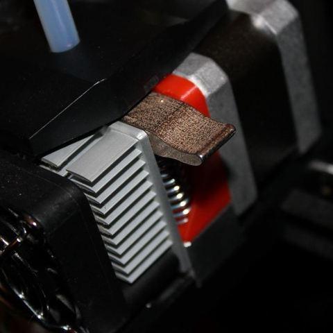 fully_assembled_display_large.jpg Download free STL file MK8 Spring Loaded Upgrade Designed for Stainless Steel Printing • 3D print model, Laevalia