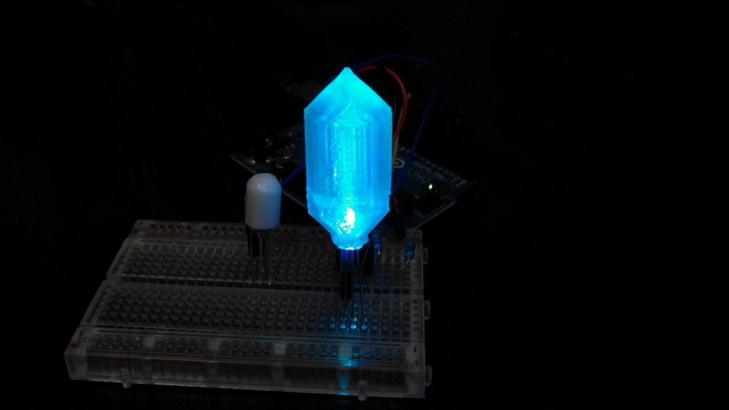 IMG_20130703_143330_757_display_large.jpg Download free STL file Legend of Zelda Rupee LED Cover • 3D printing object, Laevalia