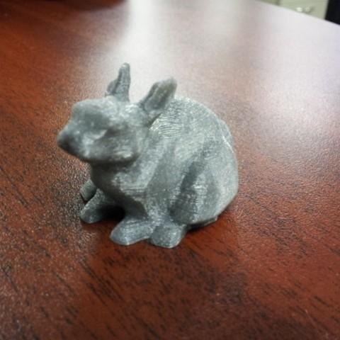 Télécharger fichier 3D gratuit petit lapin, Laevalia