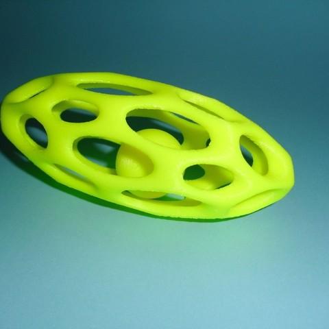 Download free STL file 3D object 4 • 3D printer design, Wailroth3D