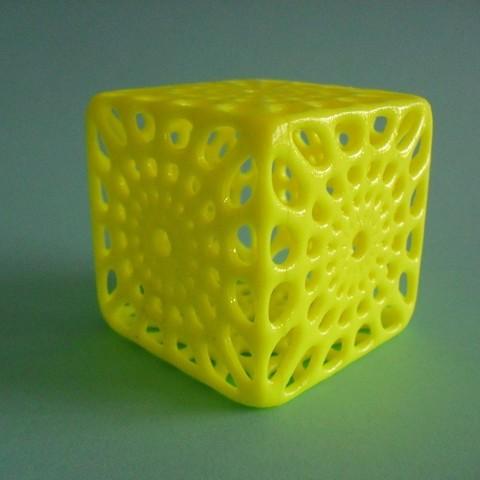 Download free STL file Cube • 3D printable model, Wailroth3D
