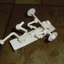 Download free 3D printer designs Bodybuilder, Wailroth3D