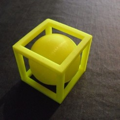 Download free STL file cube • 3D print object, Wailroth3D