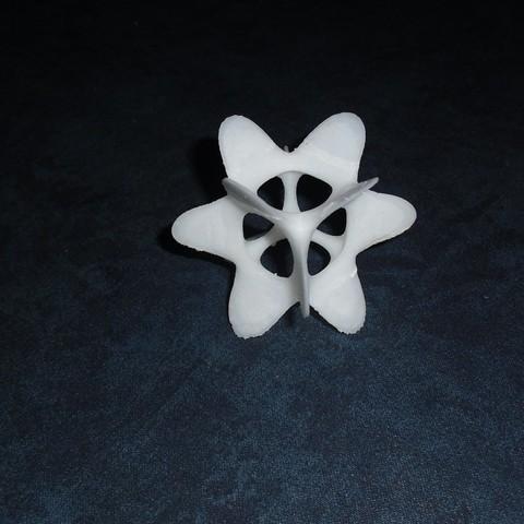 Download free STL file 3D Objekt 2 • 3D print model, Wailroth3D
