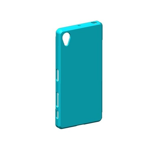 Download 3D printing templates Sony Xperia X Case, Victor_hb
