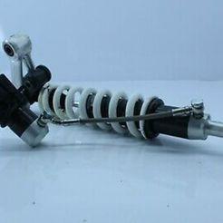 Archivos 3D soporte del cilindro derbi, leslybillyleslybilly