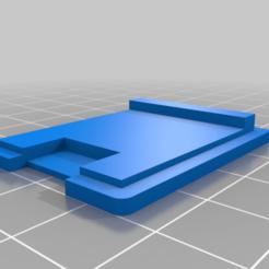 Switch_WemosD1_Bottom.png Télécharger fichier STL gratuit Wemos D1 Switch • Modèle imprimable en 3D, pzucchi