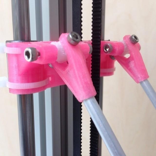 P28_display_large.jpg Télécharger fichier STL gratuit Chariot vertical avec fixation à la ceinture avant • Objet imprimable en 3D, Tarkhubal