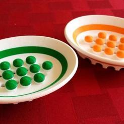 Free STL file Artisan Soap Dish, Prunaen3d