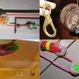 Fichier imprimante 3D gratuit Poulie MOKO Block & Tackle, Skyralris