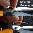 Download free 3D printer templates Nozzle cleaning tool, Gaenarra