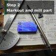 Download free STL Plans for an Aluminum Mk8 Extruder Upgrade, Gaenarra