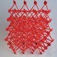 Download free 3D printing models Snap-build Cellular Structure, Gaenarra