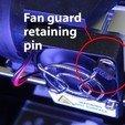fan-guard-retaining-pin_display_large.jpg Download free STL file Fan guard retaining pin for Replicator 2 • 3D print template, Gaenarra