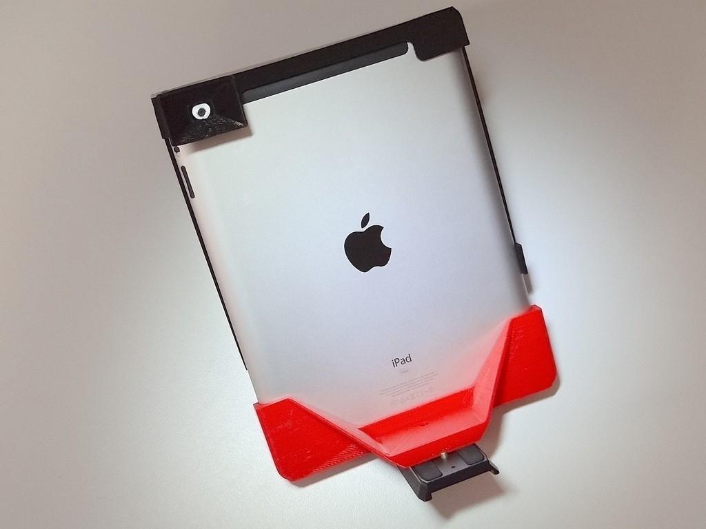 DSC00445_display_large.jpg Download free STL file iPad Camera Kit • 3D printing design, Gaenarra