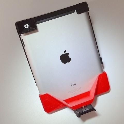 DSC00445_display_large.jpg Télécharger fichier STL gratuit Kit appareil photo iPad • Objet imprimable en 3D, Gaenarra