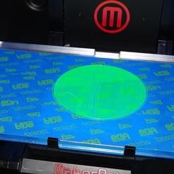 Download free STL file Interactive Build Plate Levelling - Print Aid • 3D print template, Gaenarra