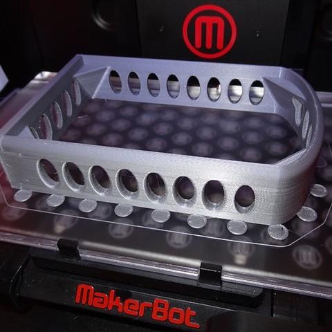 WD-MyBook-Duo-Cooling-Stand-2_display_large.jpg Télécharger fichier STL gratuit Radeau d'oreille - Aide à l'impression Makerware • Design à imprimer en 3D, Gaenarra