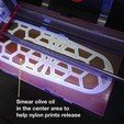 Download free 3D print files Nylon Printing Profile for Replicator 2, Gaenarra