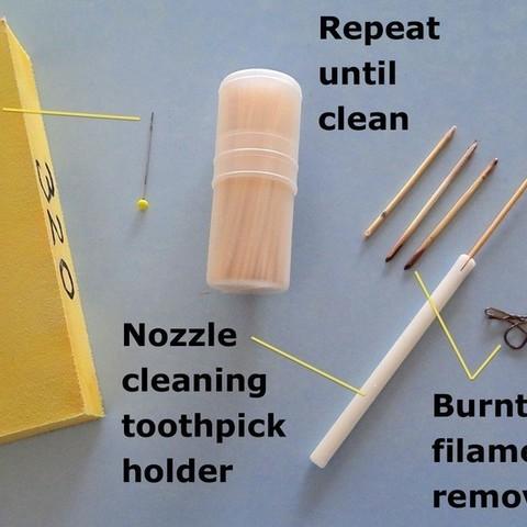 nozzle-cleaner-02_display_large.jpg Download free STL file Nozzle cleaning tool • 3D print design, Gaenarra