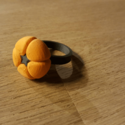 Download free 3D model Pumpkin ring, Daoulagad