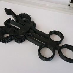 Free 3D print files Predator Action Pliers, stevie39