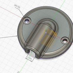 Capture1.JPG Télécharger fichier STL passe coque bateau pour cable sondeur • Plan pour impression 3D, cassagneaufx