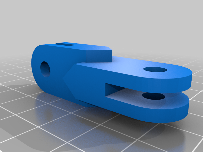 GoPro_adaptor_right-angled.png Download free STL file GoPro adaptor right-angeled • 3D print design, TASPP