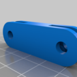 GoPro_adaptor.png Download free STL file GoPro adaptor right-angeled • 3D print design, TASPP