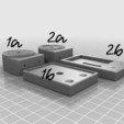 Télécharger modèle 3D gratuit 1-Wege-Stativneiger, tête inclinable 1 voie, TASPP