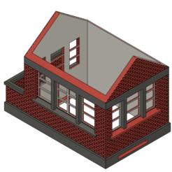 Capture d'écran 2020-06-08 à 20.45.58.png Download STL file Signal box • 3D printing design, VNS-train