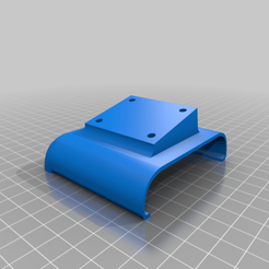 Mi9_Car_Holder.png Download free STL file Mi9 Car Holder • 3D printing design, Schnello
