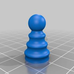 Download free STL file board game figure • 3D printer object, Schnello