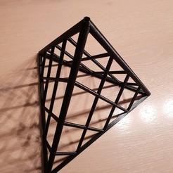 STL Pyramidal chandelier, kevinmartin0805