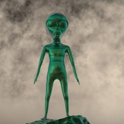 Download 3D printing templates alien-15, decoratiehgallery
