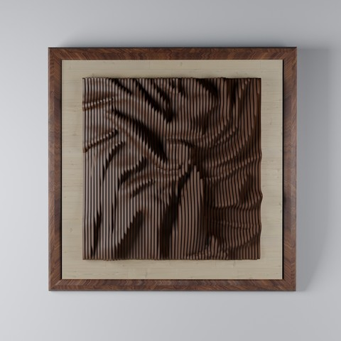 Download 3D print files modern plywood frame-34, decoratiehgallery