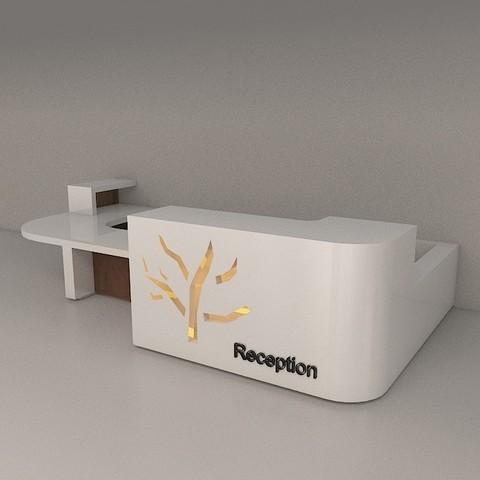 Descargar diseños 3D recepción 6, decoratiehgallery